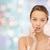 jonge · vrouw · lip · balsem · lippen · schoonheid - stockfoto © dolgachov