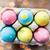 set · decorato · easter · eggs · colorato · uovo · blu - foto d'archivio © dolgachov