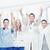 счастливым · группа · врачи · больницу · люди · здравоохранения - Сток-фото © dolgachov