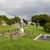 old celtic cemetery graveyard in ireland stock photo © dolgachov