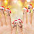 diez · dedos · desnuda · nina · sexy · piernas - foto stock © dolgachov