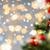 blurred christmas tree decorated with balls stock photo © dolgachov
