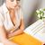 女性 · マニキュア · サロン · 魅力のある女性 · リラックス · 女性 - ストックフォト © dolgachov