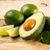 friss · organikus · zöld · zöldségek · fél · avokádó - stock fotó © dolgachov