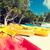 砂浜 · 夏 · 活動 · ビーチ · 青 - ストックフォト © dolgachov