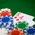 gyémántok · öltöny · kártyák · játszik · kártya · művészet - stock fotó © dolgachov