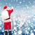человека · костюм · Дед · Мороз · сумку · Рождества · праздников - Сток-фото © dolgachov