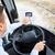 GPS · berendezés · autó · fehér · út · térkép - stock fotó © dolgachov