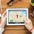 táblagép · GPS · térkép · képernyő · technológia · navigáció - stock fotó © dolgachov