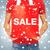 Weihnachten · präsentiert · Einkaufstasche · dekoriert · wirklich · Tanne - stock foto © dolgachov