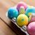 tatil · paskalya · yumurtası · dekore · edilmiş · kutu · renkli - stok fotoğraf © dolgachov