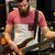asszisztens · vásárló · gitár · zene · bolt · vásár - stock fotó © dolgachov