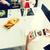 amigos · comida · fast-food · insalubre · comer - foto stock © dolgachov