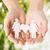 vrouwelijke · handen · papier · homo · paar · homoseksualiteit - stockfoto © dolgachov