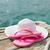 ビーチ · 帽子 · スリッパ · 桟橋 · 実例 · 水 - ストックフォト © dolgachov