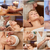 woman having facial massage in spa salon stock photo © dolgachov