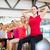 grup · insanlar · pilates · sınıf · uygunluk · spor - stok fotoğraf © dolgachov
