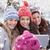 nastolatki · smartphone · przyjaźni · technologii · Internetu - zdjęcia stock © dolgachov