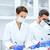 科学者 · クリップボード · 顕微鏡 · ラボ · 科学 · 化学 - ストックフォト © dolgachov