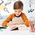 Studenten · Junge · Lesung · Buch · Lehrbuch · home - stock foto © dolgachov