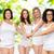 internationale · groep · vrouwen · handen · samen · diversiteit - stockfoto © dolgachov