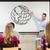 diákok · tanár · ír · iskola · fehér · tábla · oktatás - stock fotó © dolgachov