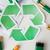 vert · recyclage · symbole · déchets - photo stock © dolgachov