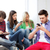 tieners · surfen · internet · netwerk · communicatie · informatie - stockfoto © dolgachov