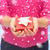 赤 · 現在 · ボックス · アップ · 手 · クリスマス - ストックフォト © dolgachov