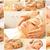 woman having facial or body massage in spa salon stock photo © dolgachov
