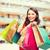 kadın · renkli · uzun · kadın - stok fotoğraf © dolgachov