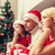 depressed family at home with many gift boxes stock photo © dolgachov