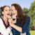 mutlu · güzel · insanlar - stok fotoğraf © dolgachov
