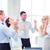 zespół · firmy · zwycięstwo · biuro · sukces · zwycięski - zdjęcia stock © dolgachov