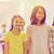 группа · улыбаясь · школы · дети · ходьбе · коридор - Сток-фото © dolgachov