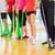 fiatal · képzés · testmozgás · zenekar · férfi · közelkép - stock fotó © dolgachov
