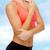 femme · douleur · coude · santé · fitness - photo stock © dolgachov