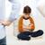 расстраивать · чувство · виновный · мальчика · родителей · домой - Сток-фото © dolgachov