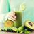 женщину · питьевой · зеленый · сока · свежие · сельдерей - Сток-фото © dolgachov