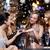 mujer · cumpleanos · amigos · discoteca · hermosa - foto stock © dolgachov