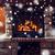 yanan · şömine · ev · soba · ısıtma - stok fotoğraf © dolgachov