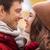 romantikus · csók · torok · fiatalember · csók · gyönyörű · nő - stock fotó © dolgachov