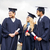 szczęśliwy · studentów · edukacji · ukończeniu · ludzi · grupy - zdjęcia stock © dolgachov