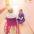 медсестры · говорить · коляске · женщины · счастливым - Сток-фото © dolgachov