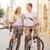 para · rowery · miasta · lata · wakacje · rowery - zdjęcia stock © dolgachov