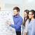 創造 · チーム · ボード · オフィス · ビジネス · スタートアップ - ストックフォト © dolgachov