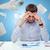 angstig · zakenman · papieren · business · termijn - stockfoto © dolgachov