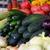 close up of squash at street farmers market stock photo © dolgachov