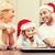 Рождества · Cookies · расплавленный · шоколадом · чаши - Сток-фото © dolgachov