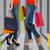 вверх · джинсовой · джинсов · кровать · подростков - Сток-фото © dolgachov